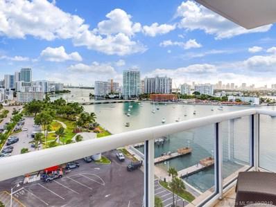 1800 Sunset Harbour Dr UNIT 1201, Miami Beach, FL 33139 - MLS#: A10593693