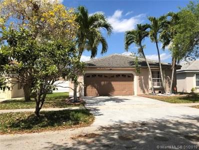 18303 NW 7th St, Pembroke Pines, FL 33029 - #: A10594285