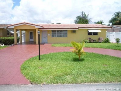 8501 NW 11th Ct, Pembroke Pines, FL 33024 - #: A10594770