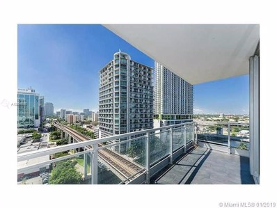 92 SW 3rd St UNIT 1605, Miami, FL 33130 - #: A10594895