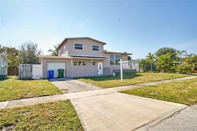7320 NW 1st Ct, Pembroke Pines, FL 33024 - MLS#: A10595094
