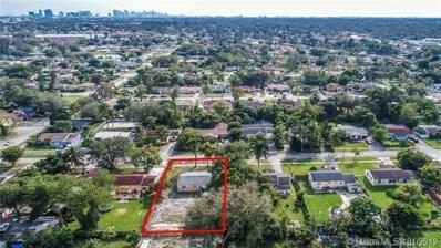 1437 NW 101st Street, Miami, FL 33147 - MLS#: A10595606