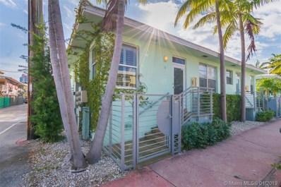 826 7th St UNIT 6, Miami Beach, FL 33139 - #: A10595865