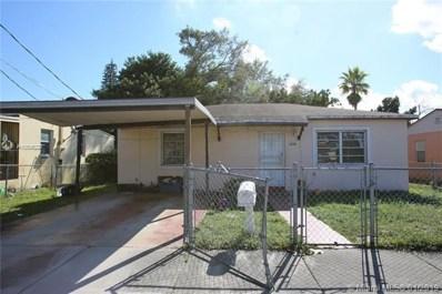 1468 NW 43rd St, Miami, FL 33142 - #: A10596227