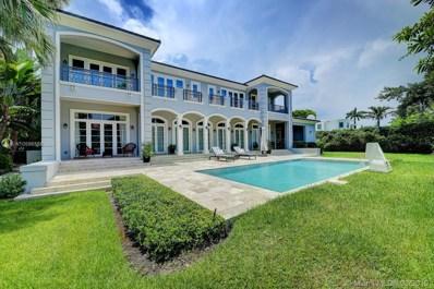 5423 North Bay Road, Miami Beach, FL 33140 - MLS#: A10596568