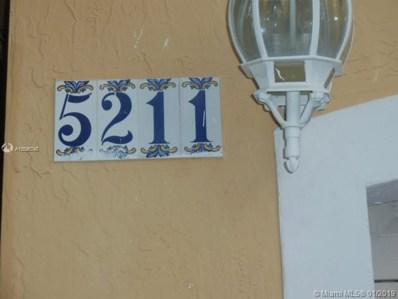 5211 SW 154th Ct, Miami, FL 33185 - #: A10596745
