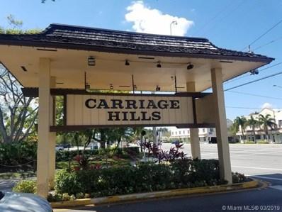 110 Essex Rd UNIT 1-37, Hollywood, FL 33024 - #: A10597051