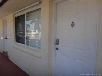 940 NE 170th St UNIT 208, North Miami Beach, FL 33162 - MLS#: A10597186