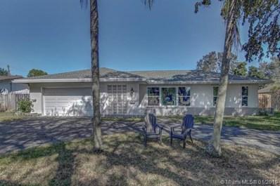 7251 NW 5th St, Plantation, FL 33317 - MLS#: A10597386