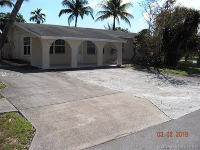 1520 SW 63rd Ave, North Lauderdale, FL 33068 - #: A10597516