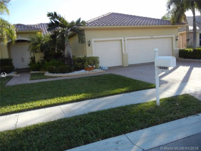 18480 SW 7th St, Pembroke Pines, FL 33029 - #: A10598023