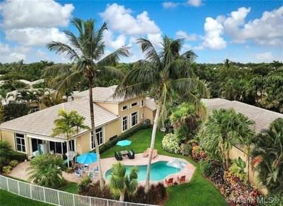 2477 Bay Isle Ct, Weston, FL 33327 - MLS#: A10598127