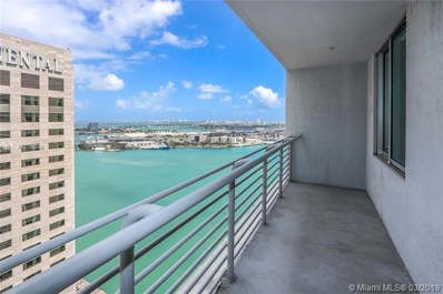 335 S Biscayne Blvd UNIT 3404