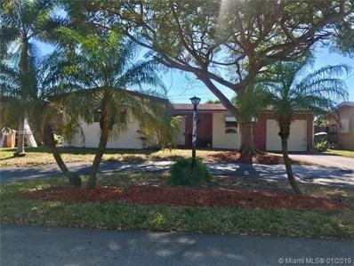 8770 NW 13th St, Pembroke Pines, FL 33024 - #: A10598808