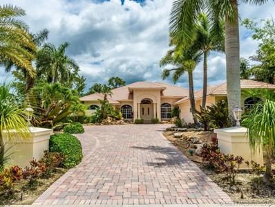 1160 Breakers West Way, West Palm Beach, FL 33411 - #: A10599004