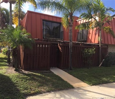 3259 Gardens East Drive UNIT D, Palm Beach Gardens, FL 33410 - MLS#: A10599467