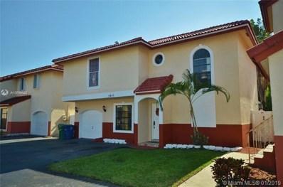 3445 Foxcroft Rd, Miramar, FL 33025 - MLS#: A10599888