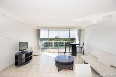 5700 Collins Ave UNIT 7J, Miami Beach, FL 33140 - #: A10599983