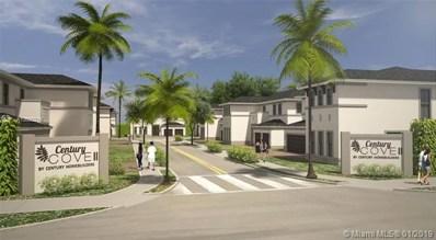 10101 SW 28 St., Miami, FL 33165 - MLS#: A10600219