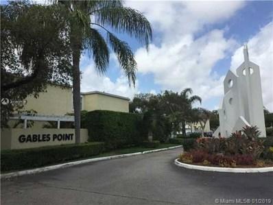 4560 SW 68th Court Circle UNIT 64-9, Miami, FL 33155 - MLS#: A10600525
