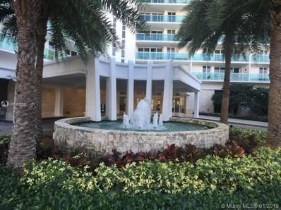 100 Bayview Dr UNIT 819, Sunny Isles Beach, FL 33160 - MLS#: A10600530