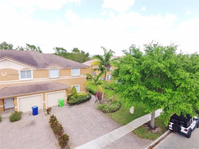 9801 NW 20th Place, Sunrise, FL 33322 - MLS#: A10600837
