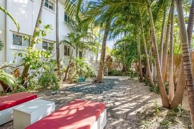 741 6th St UNIT 101-W, Miami Beach, FL 33139 - MLS#: A10600845