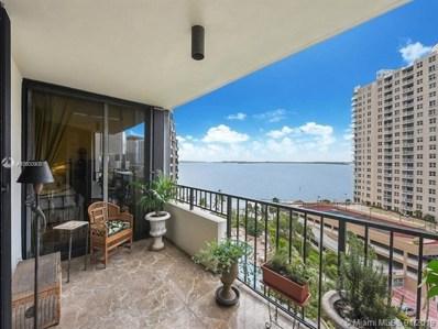 520 Brickell Key Drive UNIT A1013, Miami, FL 33131 - #: A10600908