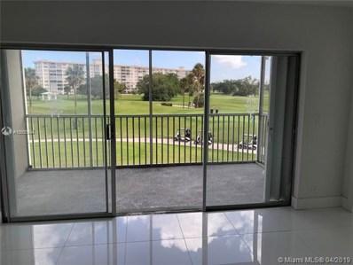 2900 N Palm Aire Dr UNIT 301, Pompano Beach, FL 33069 - MLS#: A10600994