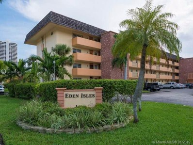 3551 NE 169th St UNIT 411, Miami, FL 33160 - #: A10601380