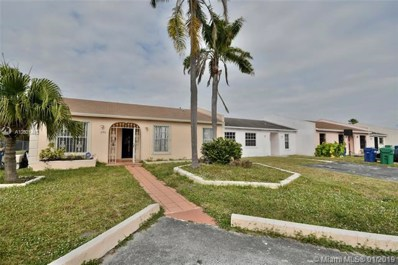2745 NW 200 Te UNIT 2745, Miami Gardens, FL 33056 - MLS#: A10601443