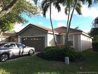 18266 NW 6th St, Pembroke Pines, FL 33029 - #: A10601725