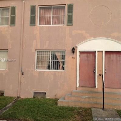 8447 NW 4th Ave UNIT 8447, Miami, FL 33150 - MLS#: A10601747