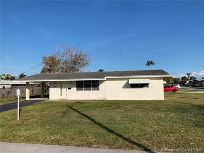 1141 NW 79th Ter, Pembroke Pines, FL 33024 - #: A10601886