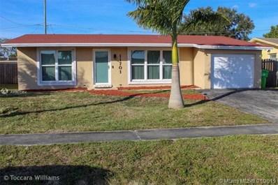 11701 NW 31st St, Sunrise, FL 33323 - #: A10601964