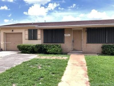 20911 NW 30th Ave, Miami Gardens, FL 33056 - #: A10602036