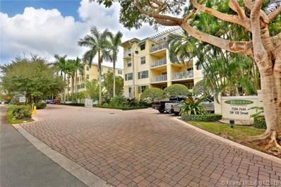 7596 SW 102nd St UNIT 301, Pinecrest, FL 33156 - MLS#: A10602290