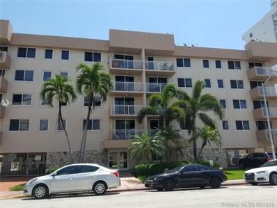 1665 Bay Rd UNIT #415, Miami Beach, FL 33139 - MLS#: A10602452