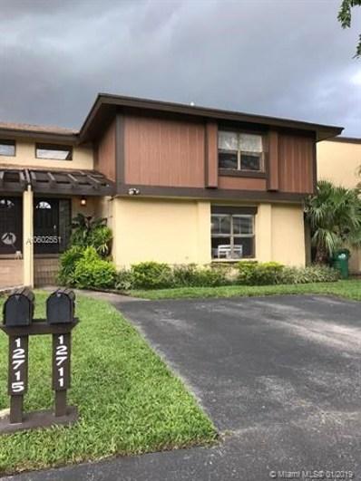 12711 SW 66 Ter Dr, Miami, FL 33183 - MLS#: A10602551
