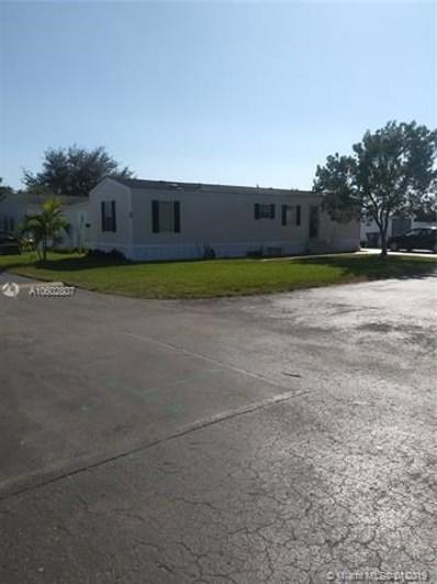 35250 SW 177th Ct #153, Homestead, FL 33034 - MLS#: A10602807
