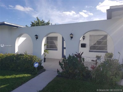 3370 NW 23rd St, Lauderdale Lakes, FL 33311 - #: A10603661