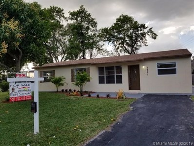 1821 SW 68th Ave, North Lauderdale, FL 33068 - MLS#: A10604149