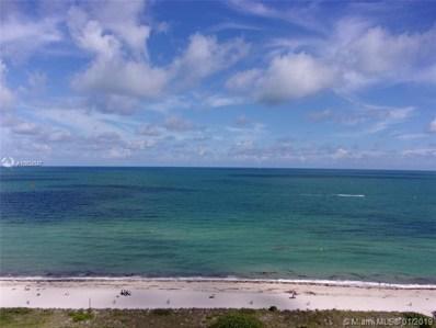 2555 Collins Ave UNIT 406, Miami Beach, FL 33140 - MLS#: A10604347