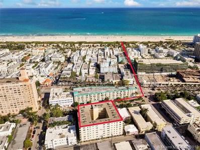 730 Pennsylvania Ave UNIT 705, Miami Beach, FL 33139 - #: A10604944