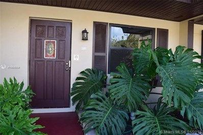 6667 Miller Dr UNIT 702, South Miami, FL 33155 - MLS#: A10605004