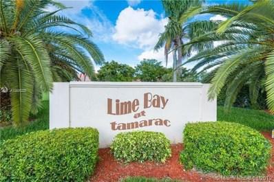 9090 Lime Bay Blvd UNIT 306, Tamarac, FL 33321 - #: A10605220