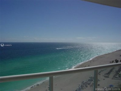 18671 Collins Ave UNIT 1401, Sunny Isles Beach, FL 33160 - MLS#: A10605279