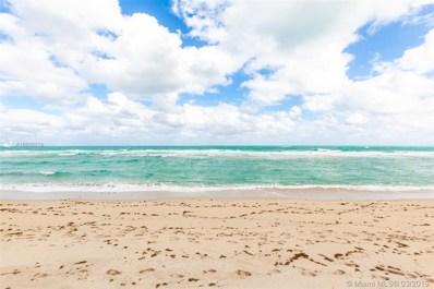 6767 Collins Ave UNIT 501, Miami Beach, FL 33141 - #: A10605316