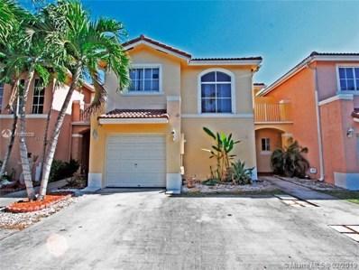 8669 SW 159th Path, Miami, FL 33193 - #: A10605336