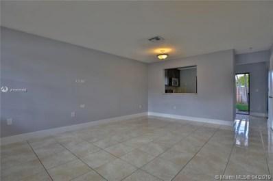 10517 NW 8 St. UNIT 10517, Pembroke Pines, FL 33026 - MLS#: A10605369